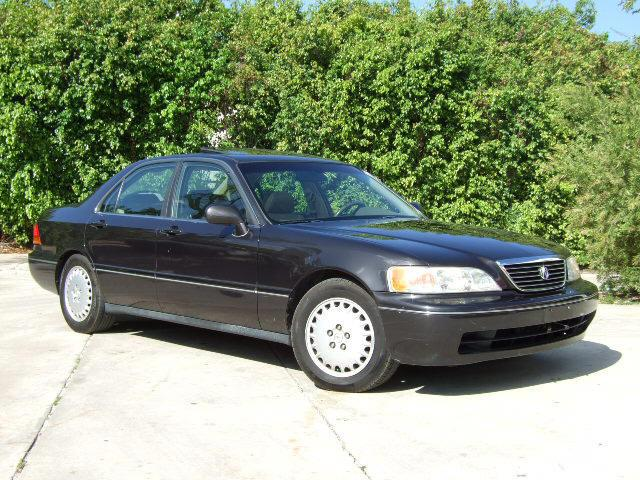 1996 Acura RL Car Picture