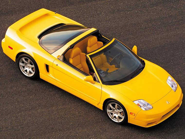 2003 Acura NSX Car Picture