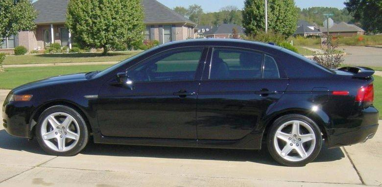 2005 Acura TL Car Picture