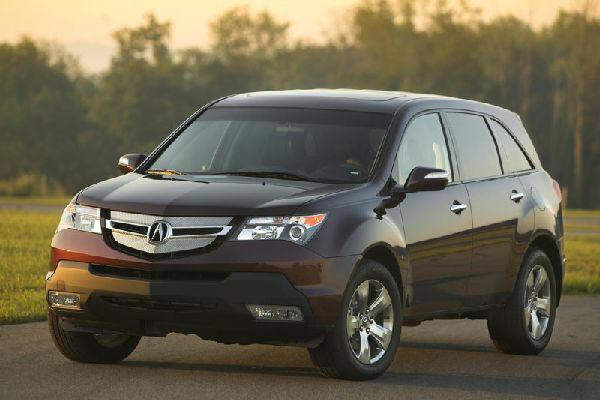 2007 Acura MDX Car Picture