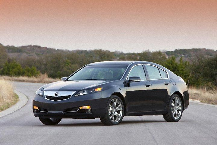 2012 Acura TL-SH Car Picture