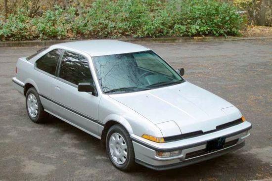 1989 Acura Integra Car Picture