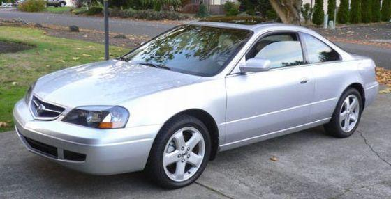 Front Right 2003 Acura CL Car Picture