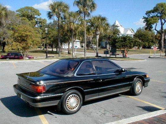 1990 Acura LS Car Picture