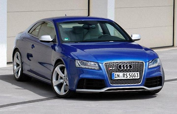 Frpmt Right 2010 Audi RS5 Car Picture