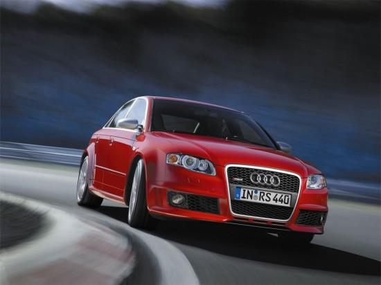 2005 Audi RS4 Car Picture