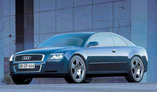Front left Audi A6 Car Picture