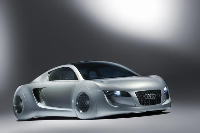 2004 Audi RSQ Concept Car Picture