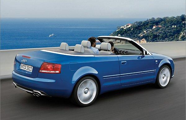 2007 Audi A4 Cabriolet Car Picture