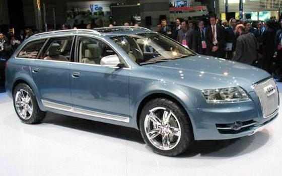 2007 Audi Allroad A6 Car Picture