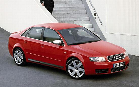 Front right Audi S4 Car Picture