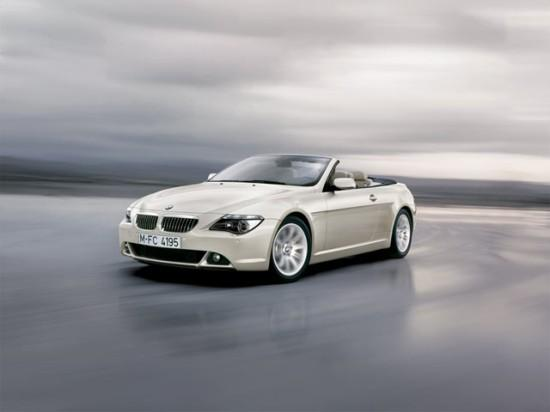 2005 Series 6 Cabriolet Car Picture