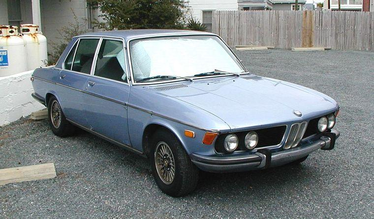 1972 BMW Bavaria Car Picture