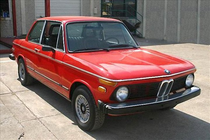 1976 BMW 2002 Car Picture