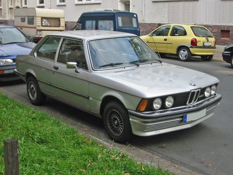 1978 BMW E21 Car Picture