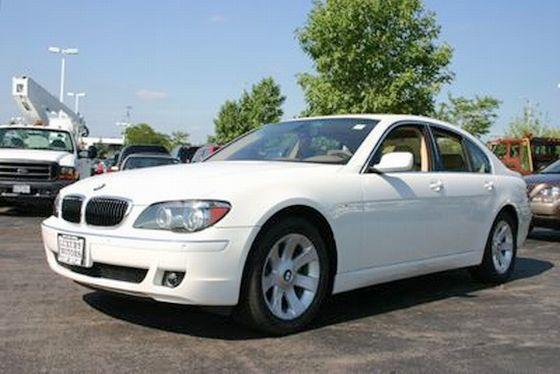 2006 BMW 750i Car Picture