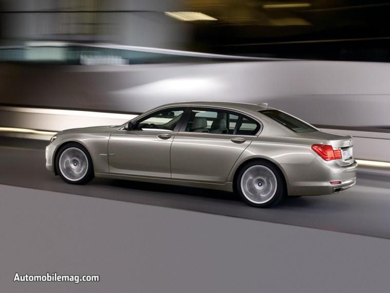 2009 BMW 7 Series Car Picture