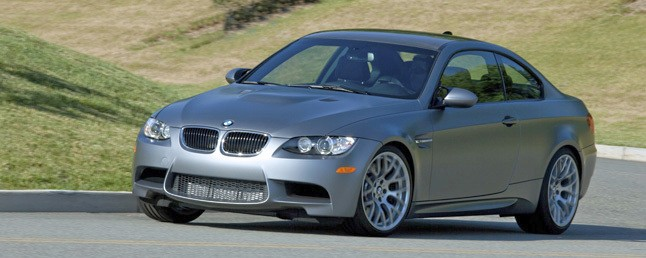 Front Left 2011 BMW M3 Car Picture