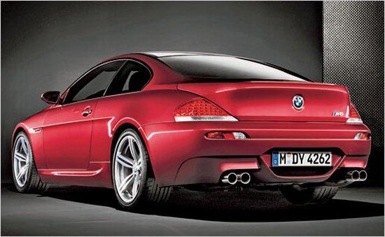 2007 BMW M6 Car Picture