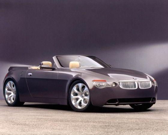 BMW Z9 Cabriolet Concept Car Picture