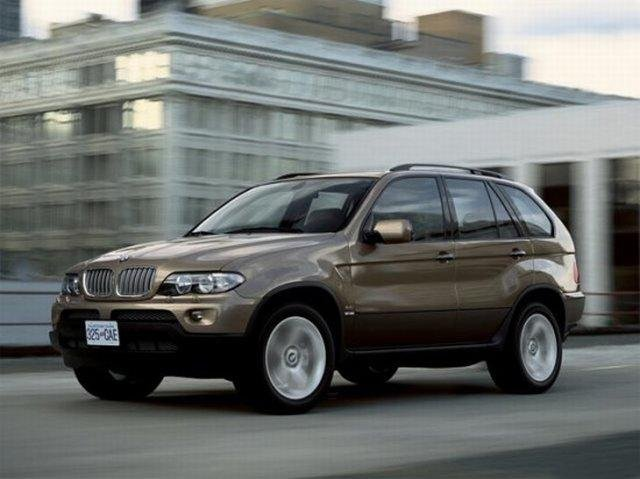 BMW X5 SUV Picture