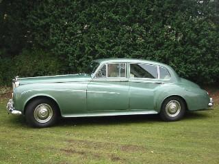 Left Side 1963 Bentley S3 Car Picture