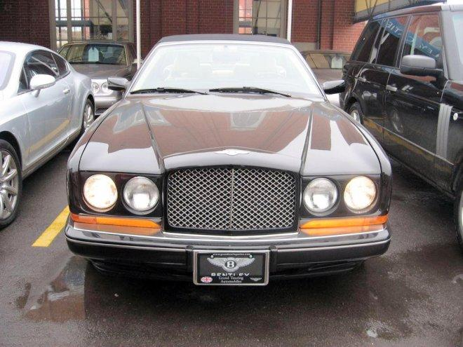 1996 Bentley Azure Car Picture