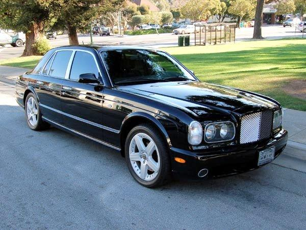 2003 Bentley Arnage Car Picture