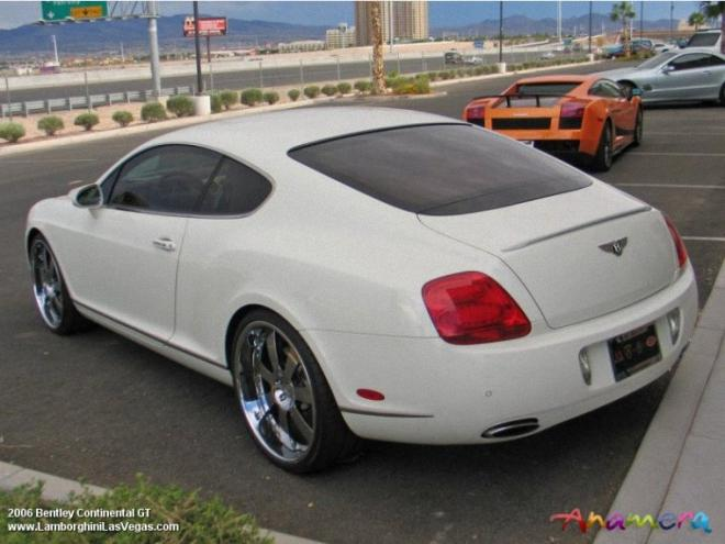 Right Side 2006 Bentley Continental GT Car Picture