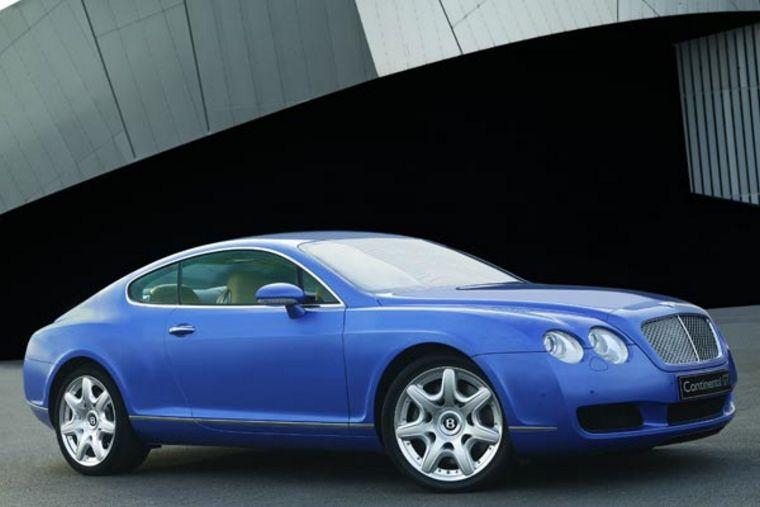 2006 Bentley GT Mulliner Car Picture