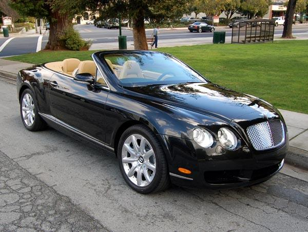 2007 Bentley Continental GTC Car Picture