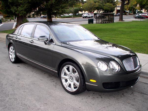 2007 Bentley Continental Flying Spur Car Picture