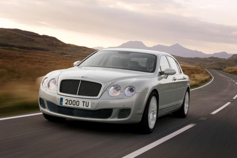 2009 Bentley Continental Flying Spur Car Picture