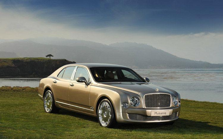 2011 Bentley Mulsanne Car Picture