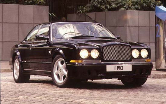2002 Bentley Continental Car Picture