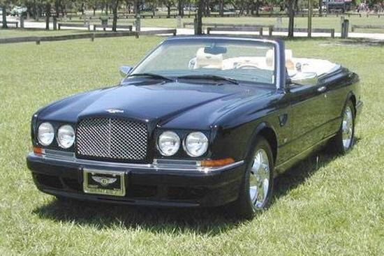 2003 Bentley Azure Car Picture