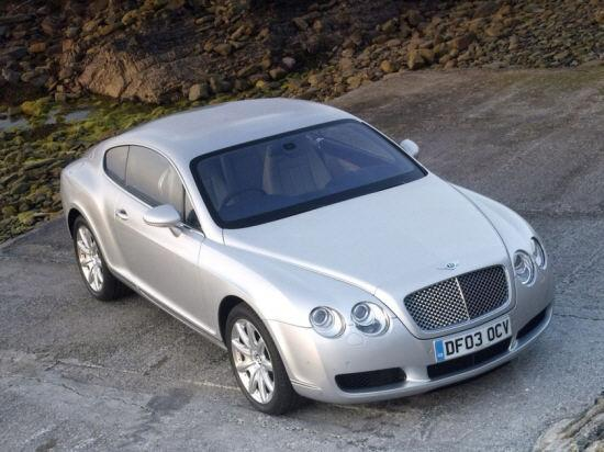 2004 Bentley Continental GT Car Picture