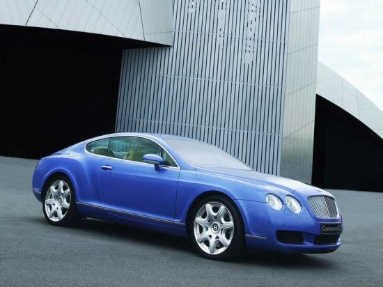 2005 Bentley Continental GT Car Picture