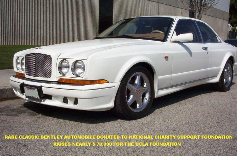 NCSF Bentley Car Picture