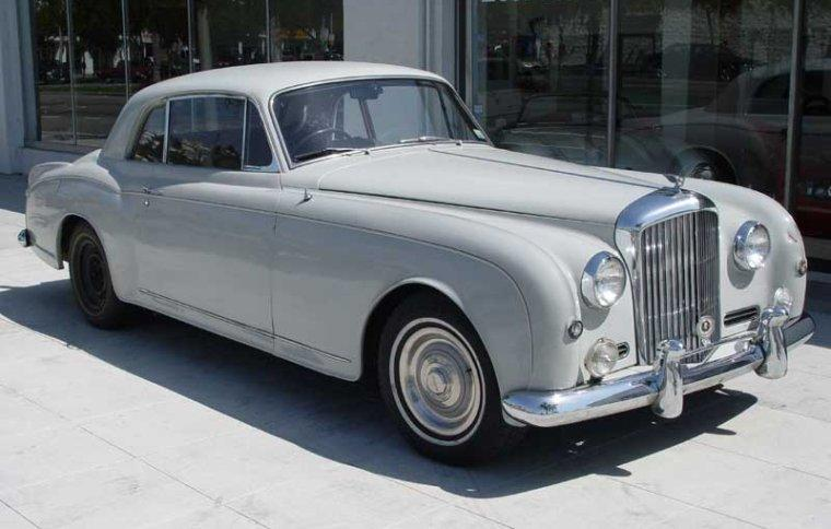 1957 Bentley Continental Car Picture