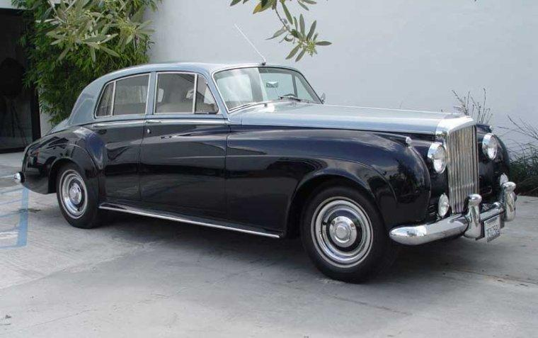 1960 Bentley S2 Car Picture