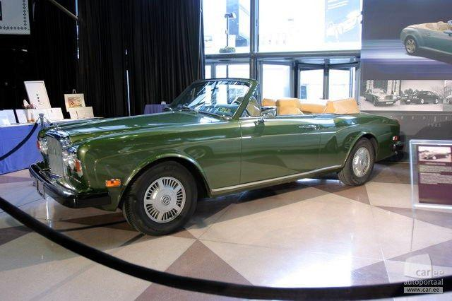 1980 Bentley Corniche Car Picture