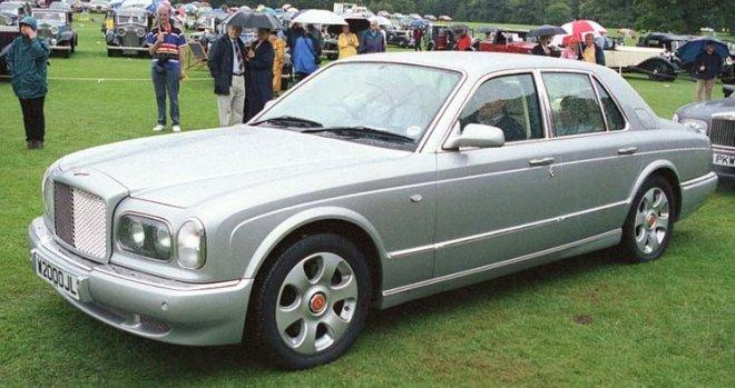 2001 Bentley Arnage Car Picture