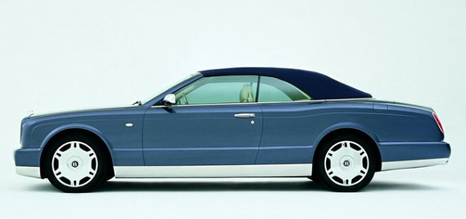 2005 Bentley Arnage Drophead Car Picture