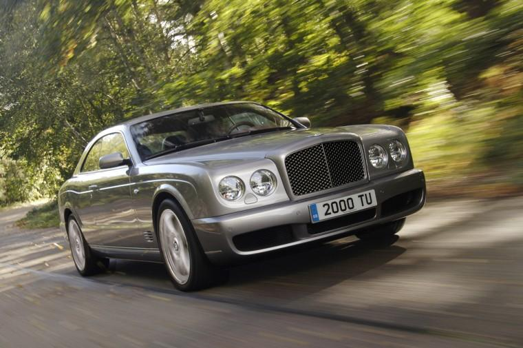 2008 Bentley Brooklands Car Picture