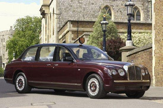 Bentley Queen's State Limousine Picture