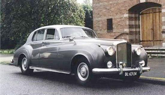 1957 Bentley Car Picture