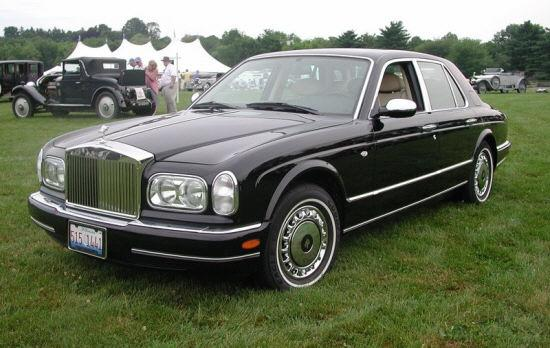 1999 Bentley Silver Seraph Car Picture