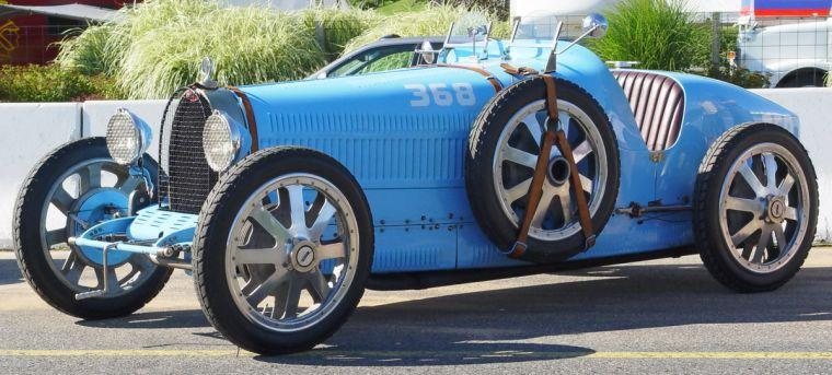 Bugatti T37 Car Picture