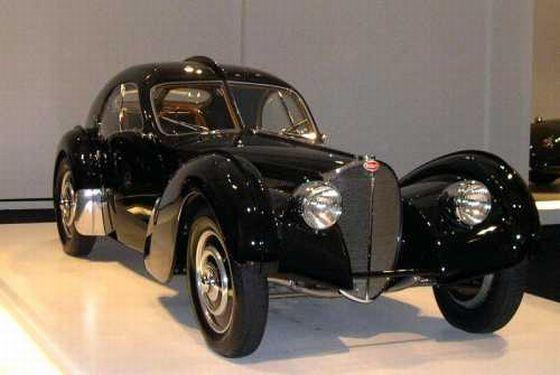 1939 Bugatti Type SC Atlantic Car Picture